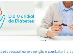 Casa do Pessoal do Hospital Padre Américo, Vale do Sousa, assinala Dia Mundial da Diabetes – 14 de novembro