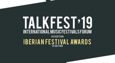 8ª Edição do TALKFEST – International Music Festivals Forum com AGRIVAL finalista