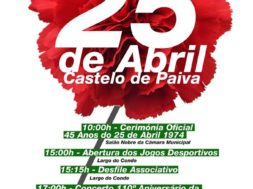 Cartaz 25 de Abril