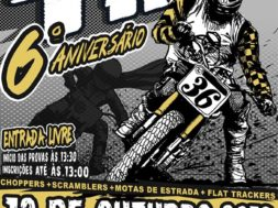 Cartaz Dusty Track 2019
