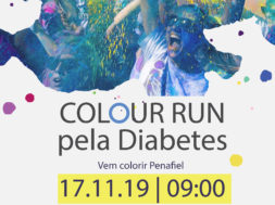 cartaz coloUr run