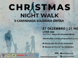 II Caminhada Solidária – CHRISTMAS NIGHT WALK