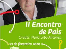 Encontro de pais – Lobo Antunes