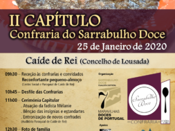"""Confraria do Sarrabulho Doce"" de Caíde de Rei entroniza 20 novos confrades"