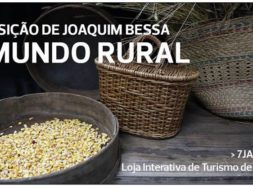 "Exposição ""O Mundo Rural"" de Joaquim Bessa, patente até 7 de fevereiro na  Loja Interativa de Turismo de Paredes"